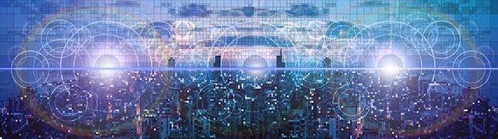 Weltweites Netzwerk zum Datenaustausch